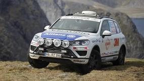 VW Touareg pobije rekord świata