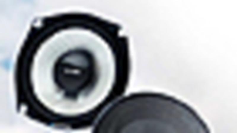 Głośniki w drzwiach