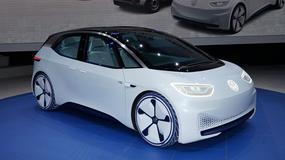 Paryż 2016: Elektryczny Volkswagen I.D.