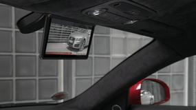 Audi z cyfrowym lusterkiem wstecznym