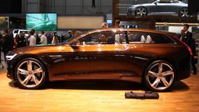 Premiera oryginalnego kombi: Volvo Estate Concept