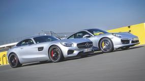 Porównanie: Mercedes-AMG GT S kontra Porsche 911 Turbo