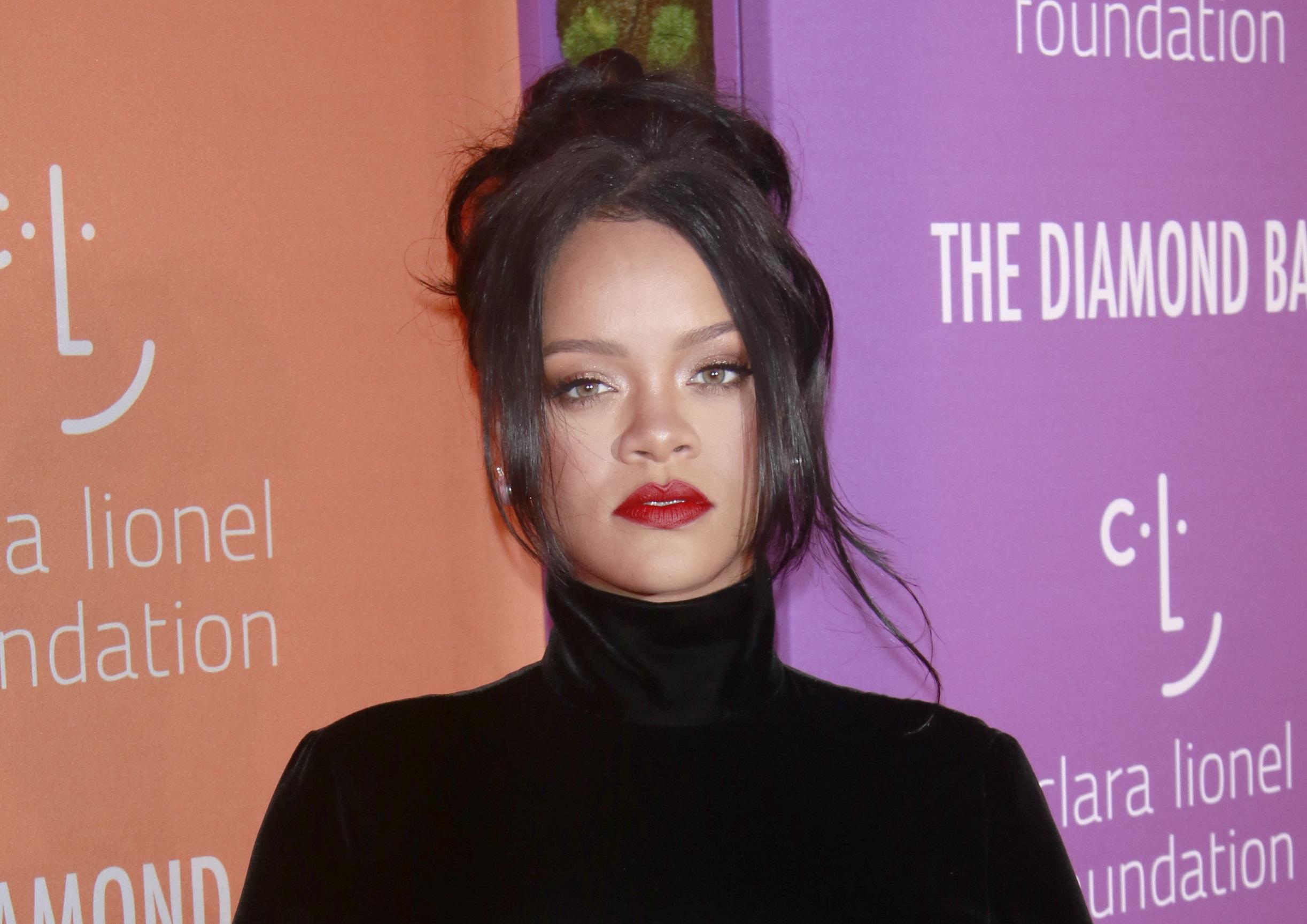 hogyan fogyott Rihanna