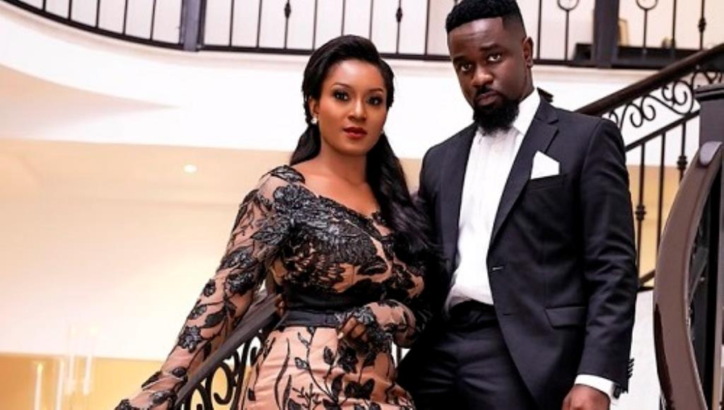Sarkodie's wife apologises to blogger for attacking him wrongly (SCREENSHOT) | Latest Ghanaian Celebrity News & Hot Gossip - Pulse Ghana