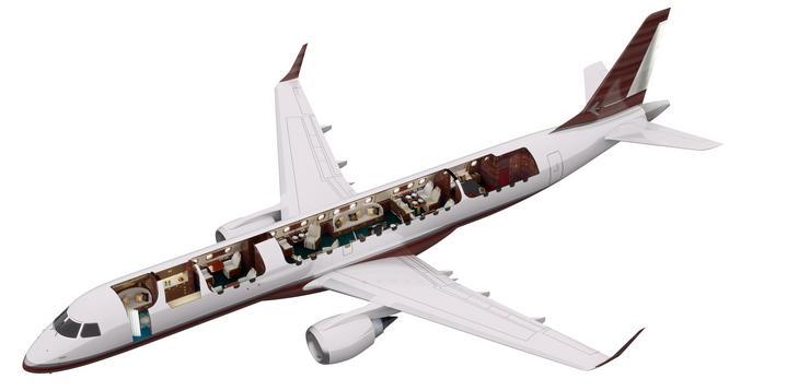 A tervező egy repülő szuperjachtot képzelt el. Ön szerint sikerült? - Fotó: Profimedia-Reddot