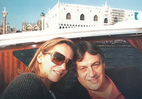 Sa ženom u Veneciji