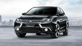 Mitsubishi Lancer powraca w wersji Grand