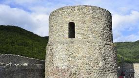 Zamek w Rytrze doczekał się odbudowy