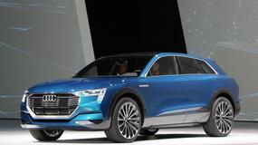 Frankfurt 2015: Audi e-tron quattro concept