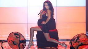 Justyna Steczkowska zwyciężyła w rankingu najpiękniejsze nogi w polskim show-biznesie