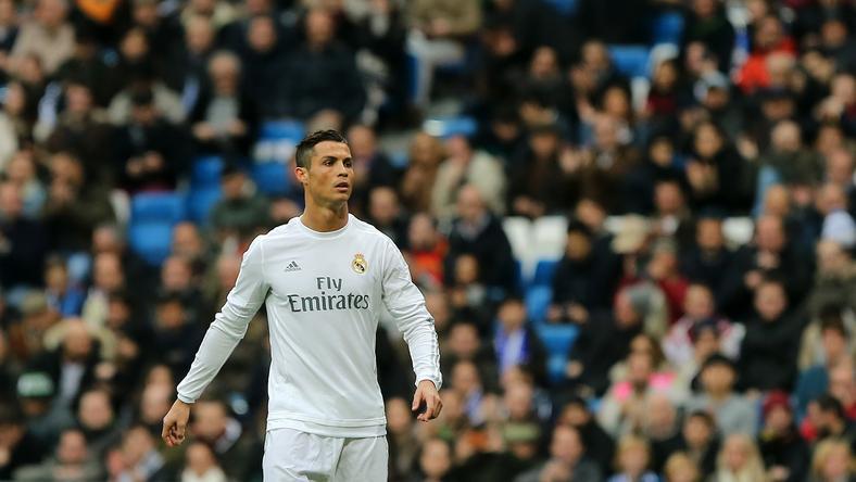 Ronaldo sülve-főve együtt van kisfiával /Fotó: AFP
