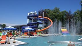 Aquapark: Turčianske Teplice - Spa&Aquapark