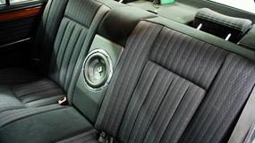 Mercedes W124: dobre nagłośnienie