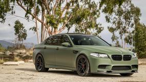 Militarne BMW M5 by Vorsteiner