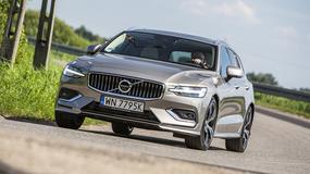 Volvo V60 D4 - ładne, szybkie i praktyczne kombi