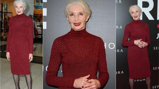 Best Look: Helena Norowicz w sukience Bohoboco