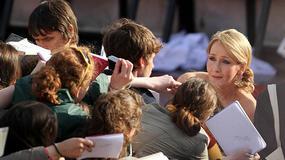 J.K. Rowling napisze scenariusz do filmów o fantastycznych zwierzętach