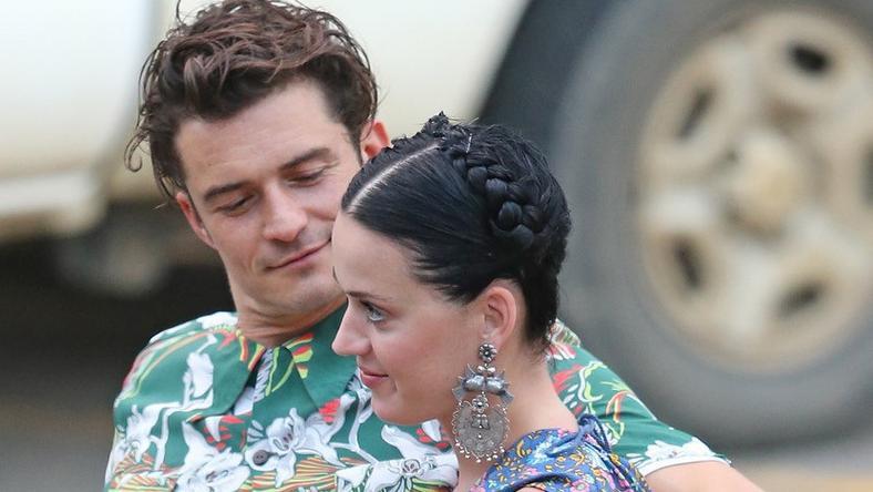 Orlando Bloom és Katy Perry / Fotó: Profimedia-Reddot