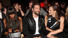 Paris Fashion Week: Naomi Campbell i Bradley Cooper w pierwszym rzędzie podziwiają… Kasię Struss!