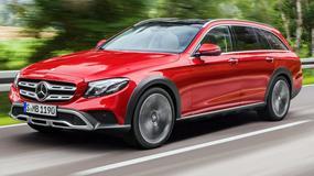 Mercedes E All-Terrain - nowy gracz ze Stuttgartu