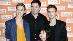 Gwiazdy serialu rodzinka.pl na konferencji prasowej