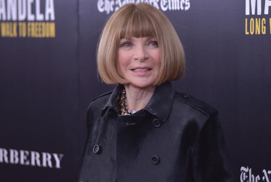 Anna Wintour / Getty Images