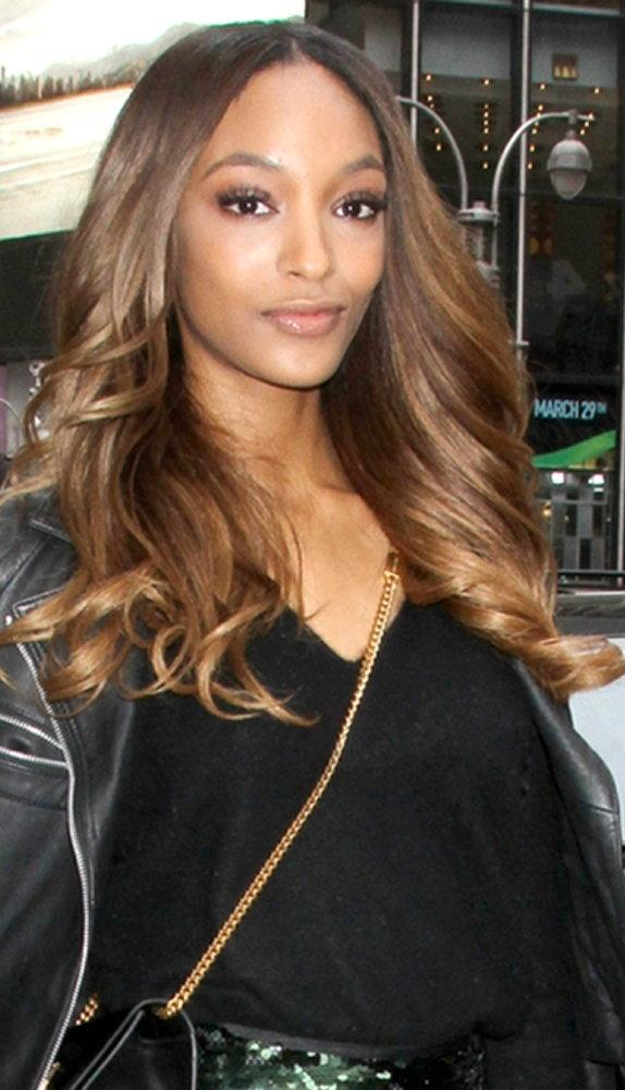 Best Look: Jourdan Dunn w Burberry / Bulls Press