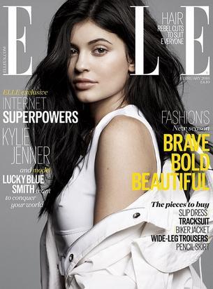 Kolejna okładka dla Kylie Jenner