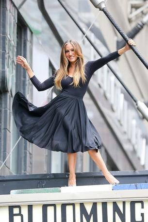 W stylu Carrie Bradshaw