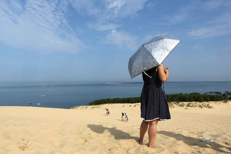 Dune du pyla największa wydma w europie