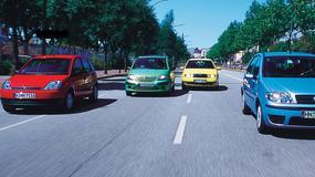 Citroën C3 kontra Fiat Punto, Ford Fiesta i Skoda Fabia: Mały diesel, duża oszczędność?