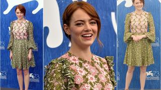 Best Look: Emma Stone w sukience Giambattisty Valli