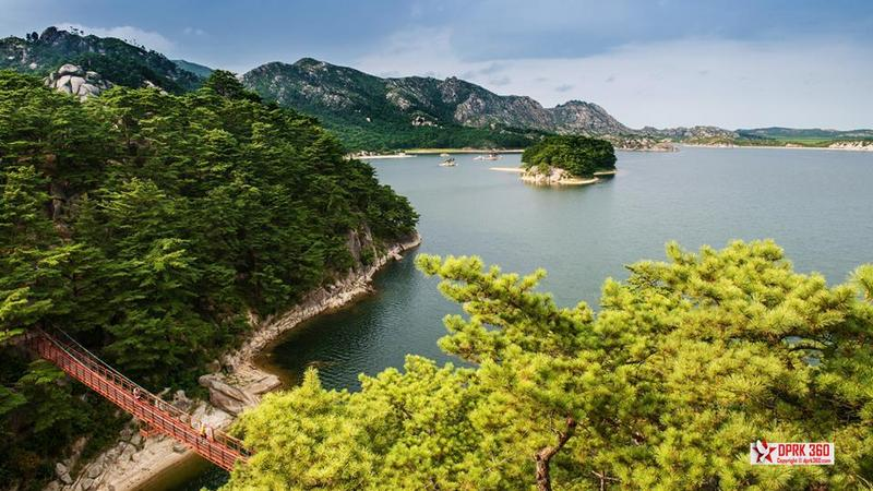 Korea Północna - projekt DPRK 360 Arama Pana