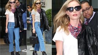 Best Look: Kate Bosworth z torebką Alexandra Wanga