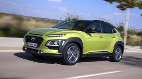 Hyundai Kona - wszystko na miejscu