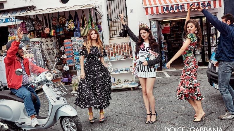Kampania Dolce & Gabbana wiosna-lato 2017
