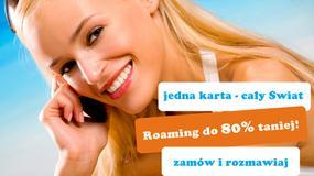 sim4globe - dzwoń taniej w roamingu do 80%!