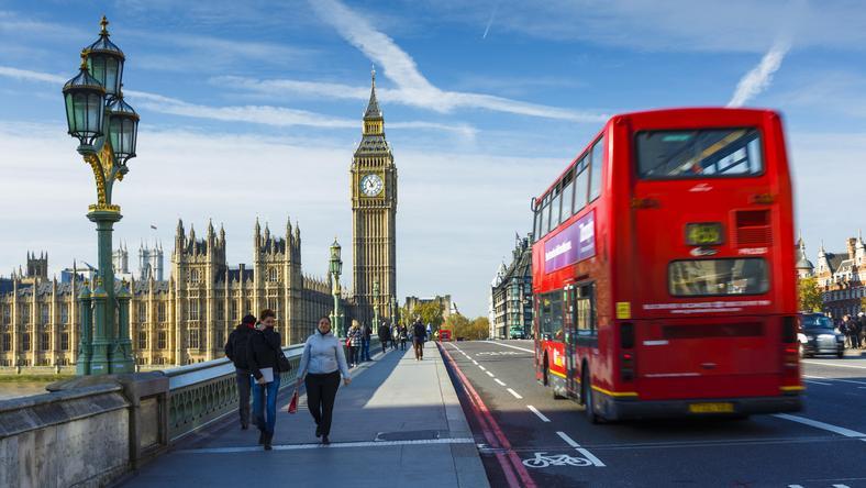 A tízmilliós nagyváros, London honfitársaink kedvelt célpontja, amikor új otthont keresnek /Fotó: Northfoto