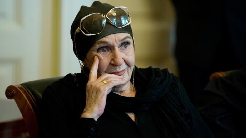 86 évesen hunyt el Psota Irén / Fotó: MTI Illyés Tibor