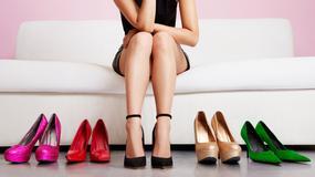 10 szkód, jakie może spowodować noszenie szpilek