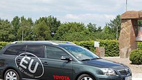 Niecodzienny test Toyoty Avensis: 16 krajów w 24 godziny