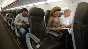 Co się dzieje z twoim ciałem podczas lotu samolotem?