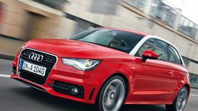 Audi A1 1.4 TFSI: atrakcyjny maluch o dynamicznym usposobieniu