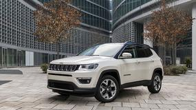 Nowy Jeep Compass od 99,8 tys. zl (polskie ceny)