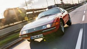 """Ferrari 365 GTB/4 """"Daytona"""" - trochę Siłacz, bardziej... organista"""