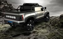 Elektryczny pojazd dostawczy Ursusa na targach