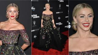 Best Look: Julianne Hough w sukni Georges Hobeika