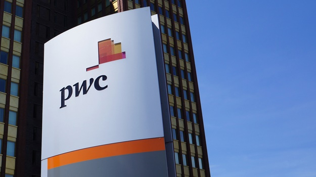 A PwC's office used to illustrate the story