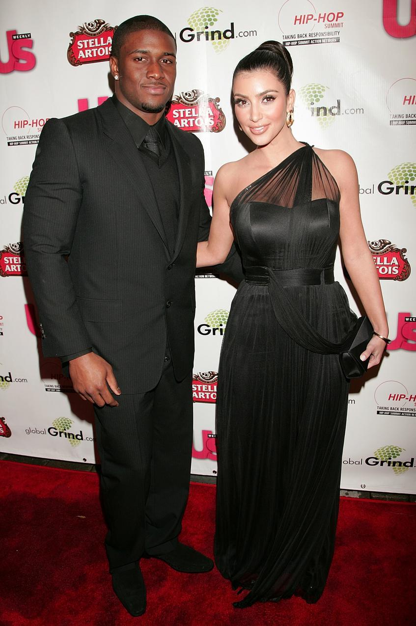 2009: Reggie Bush i Kim Kardashian / Getty Images