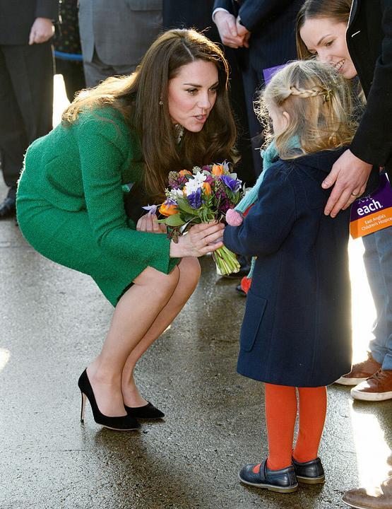 A hercegné nagyon hasonlít ebben anyósára